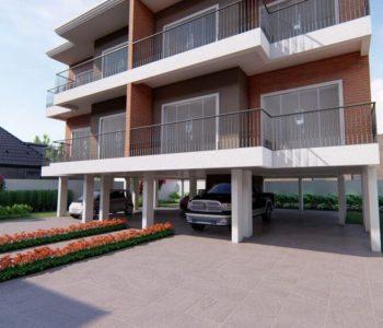 Amanda Leite Escritório de Arquitetura e Interiores - Arquiteto em Curitiba - Edificio Residencial 02