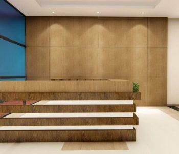 Amanda Leite Escritório de Arquitetura e Interiores - Arquiteto em Curitiba - Salão de Festas moderno 02