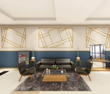 Amanda Leite Escritório de Arquitetura e Interiores - Arquiteto em Curitiba - Salão de Festas moderno 05